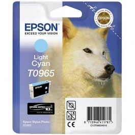 Epson Tinte T0965 Light Cyan, 11,4 ml