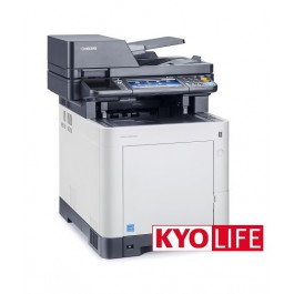 Kyocera Ecosys M6535cidn mit KyoLife 3