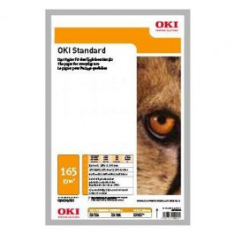 OKI Standard Papier Banner 215 x 1.200 mm, 165 g/m²