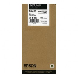 Epson Tinte T6368 Matt Black UltraChrome HDR, 700 ml