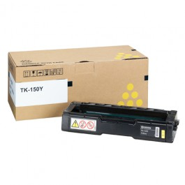 Kyocera Toner Kit TK-150Y Yellow für FS-C1020 MFP, 6.000 Seiten