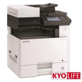 Kyocera Ecosys M8130cidn mit KyoLife 3