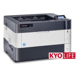 Kyocera Ecosys P4040dn mit KyoLife 3