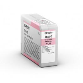 Epson Tinte T8506 Vivid Light Magenta