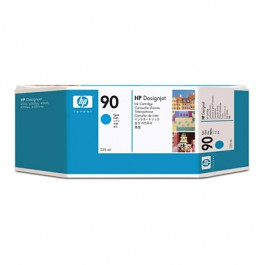 HP Tinte Nr. 90 C5060A Cyan, 225 ml