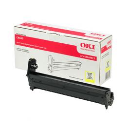OKI Bildtrommel Yellow für C8600 / C8800, 20.000 Seiten