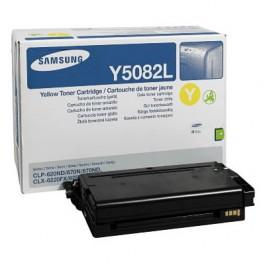 Samsung Toner Yellow für CLP-620 CLP-670 CLX-6220 CLX-6250, 4.000 Seiten