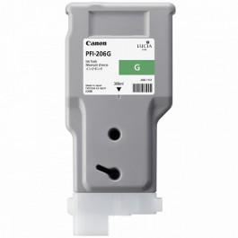 Canon Tinte PFI-206 Grün