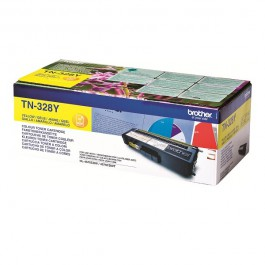 Brother Toner Gelb TN-328Y