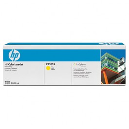 HP Toner Yellow CB382A für Color LaserJet CP6015 CM6030 CM6040, 21k
