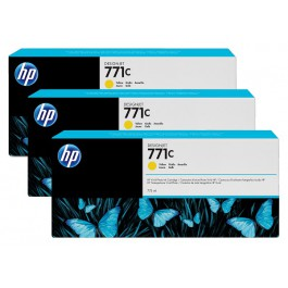 HP Tinte Multipack Nr. 771C B6Y34A Yellow