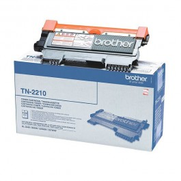 Brother Toner Schwarz TN-2210