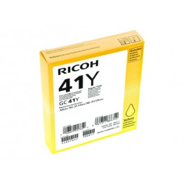 Ricoh Gel Yellow 405764