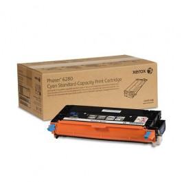 Xerox Toner Cyan für Phaser 6280, 2.200 Seiten