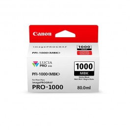 Canon Tinte PFI-1000MBK Mattschwarz