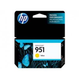 HP Tinte Nr. 951 Yellow CN052AE