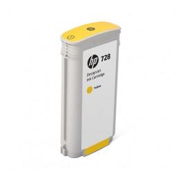 HP Tinte Nr. 728 Gelb
