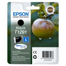 Epson Tinte T1291 Schwarz DURABrite, 11.2 ml
