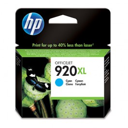 HP Tinte Nr. 920XL CD972AE Cyan, 6 ml