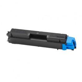 Kyocera Toner Kit TK-590C Cyan für FS-C5250 FS-C2026 FS-C2126 FS-C2526 FS-C2626 M6026 M6526 P6026, 5k