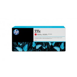 HP Tinte Nr. 771C B6Y08A Chrome Red