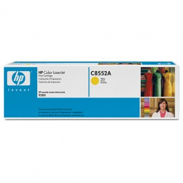 HP Toner C8552A Yellow für Color Laserjet 9500, 25k