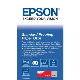 Epson Standard Proofing Paper OBA C13S450189