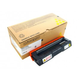 Ricoh Toner Yellow 406482