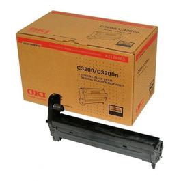 OKI Bildtrommel Schwarz für C3200, 14k