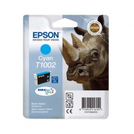 Epson Tinte T1002 Cyan DURABrite, 11,1 ml