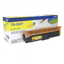 Brother Toner Gelb TN-242Y
