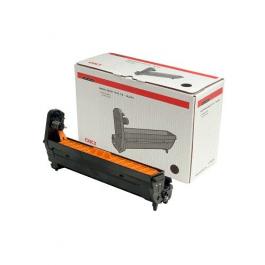 OKI Bildtrommel Schwarz für C5100 C5200 C5300 C5400, 17k