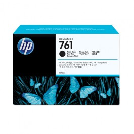 HP Tinte Nr. 761 CM991A Matt Black, 400 ml