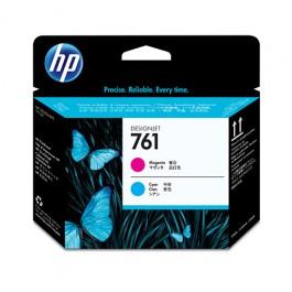 HP Druckkopf Nr. 761 CH646A Magenta + Cyan