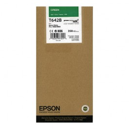 Epson Tinte T596B Green UltraChrome HDR, 350 ml