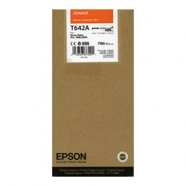 Epson Tinte T636A Orange UltraChrome HDR, 700 ml