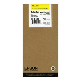 Epson Tinte Yellow T6364 UltraChrome HDR, 700 ml