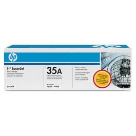 HP Toner Schwarz CB435A für LaserJet P1005 P1006, 1k5