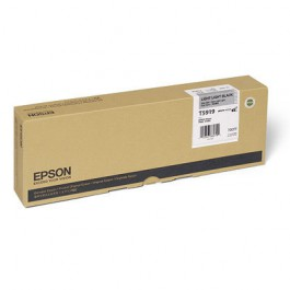 Epson Tinte T5919 Light Light Black, 700 ml