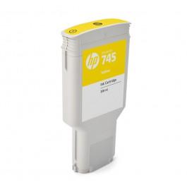 HP Tinte Nr. 745 Gelb F9K02A