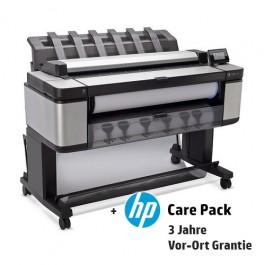 HP DesignJet T3500 eMFP mit 3 Jahren Vor-Ort-Garantie