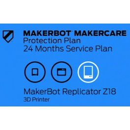 MakerBot MakerCare für Replicator Z18