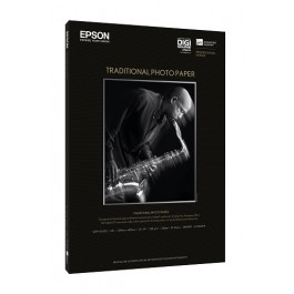 Epson Traditional Photo Paper