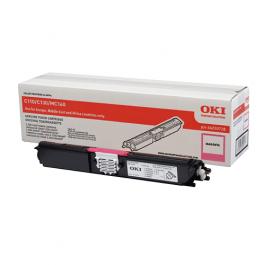 OKI Toner Magenta HC für C110 C130 MC160, 2k5