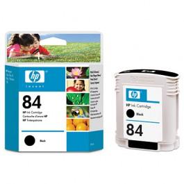 HP Tinte Nr. 84 C5016A Schwarz, 69 ml