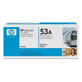 HP Toner Q7553A für Laseret P2015 M2727, 3k