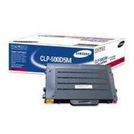 Samsung Toner Magenta für CLP-500 CLP-550 Serie, 5.000 Seiten