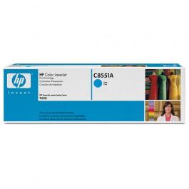 HP Toner C8551A Cyan für Color Laserjet 9500, 25k