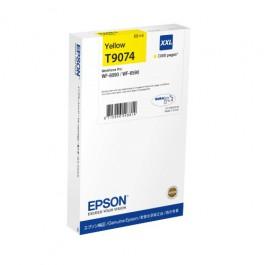 Epson Tinte T9074 Gelb XXL