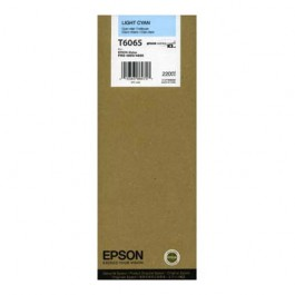 Epson Tinte T6065 Light Cyan, 220 ml